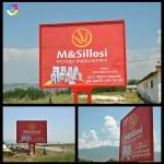 M & Sillosi Billboard