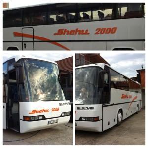 Shehu 2000 Autobusi