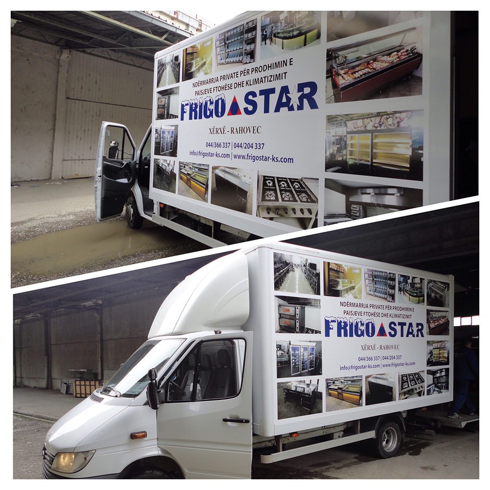 FrigoStar Kamioni