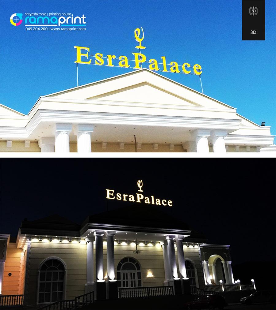 EsraPalace – Reklama 3d