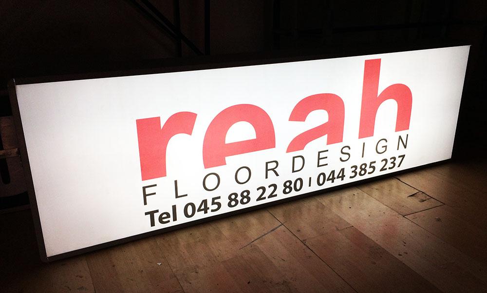 Reah – Reklama ndriquese